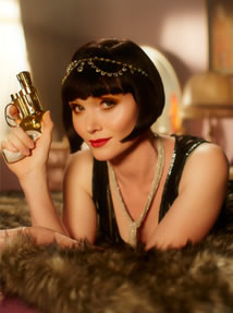 Photo from ABC TV's Miss Fisher's Murder Mysteries