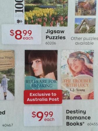 Australia post catalogue